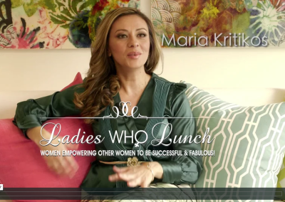 Lunch With Maria – Marketing Video