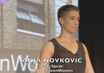 TEDx Gastown Women