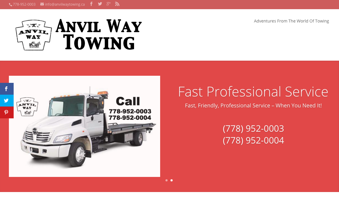 AnvilWayTowing
