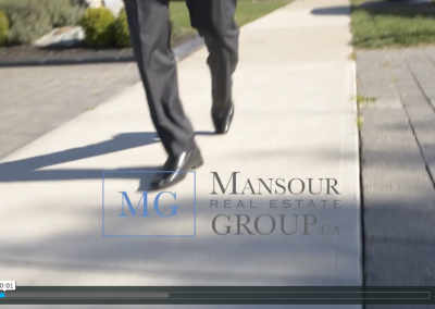 Mansour Group Real Estate Promotional Video