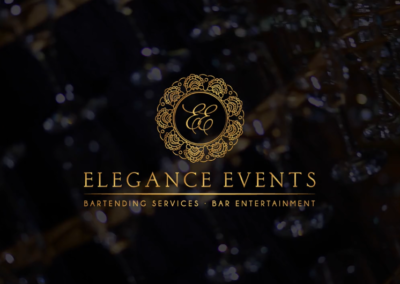 Elegance Events Website & Marketing Video